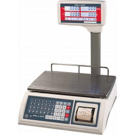 Balance poids prix 6 kg ou 15 kg avec ticket