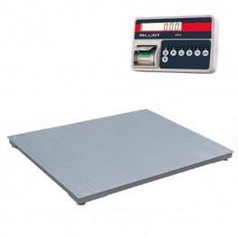 Plateforme au sol 1200x1200 avec imprimante