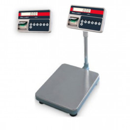 Balance pèse-colis industrielle 600x600 mm avec imprimante