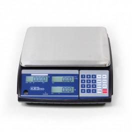 Balance de commerce poids prix portée 6kg / précision 2g